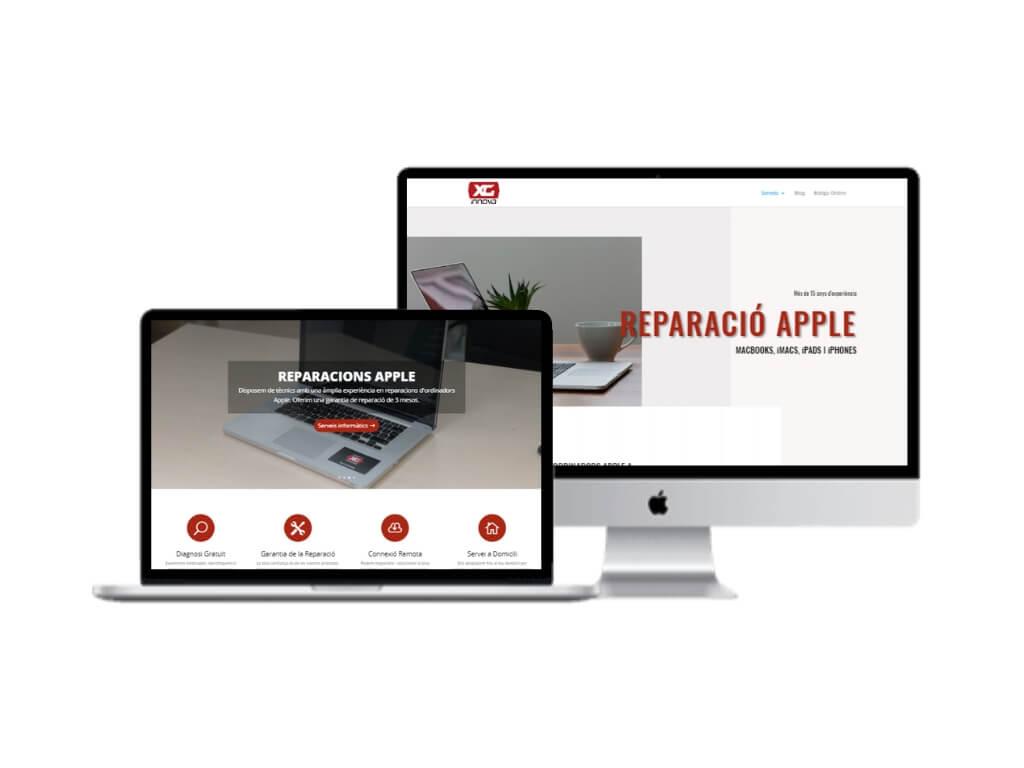 reparación apple gerona iMac Mac