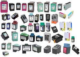 tipos de tintas que hay en el mercado, cartuchos originales, reciclados y compatibles