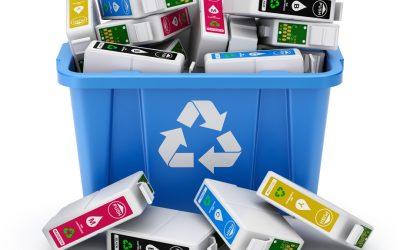 Tintas originales, compatibles y recicladas. Qué son, cuales usar y qué beneficios tienen cada una