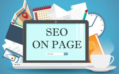 Posicionamiento web de SEO ON-PAGE para un blog