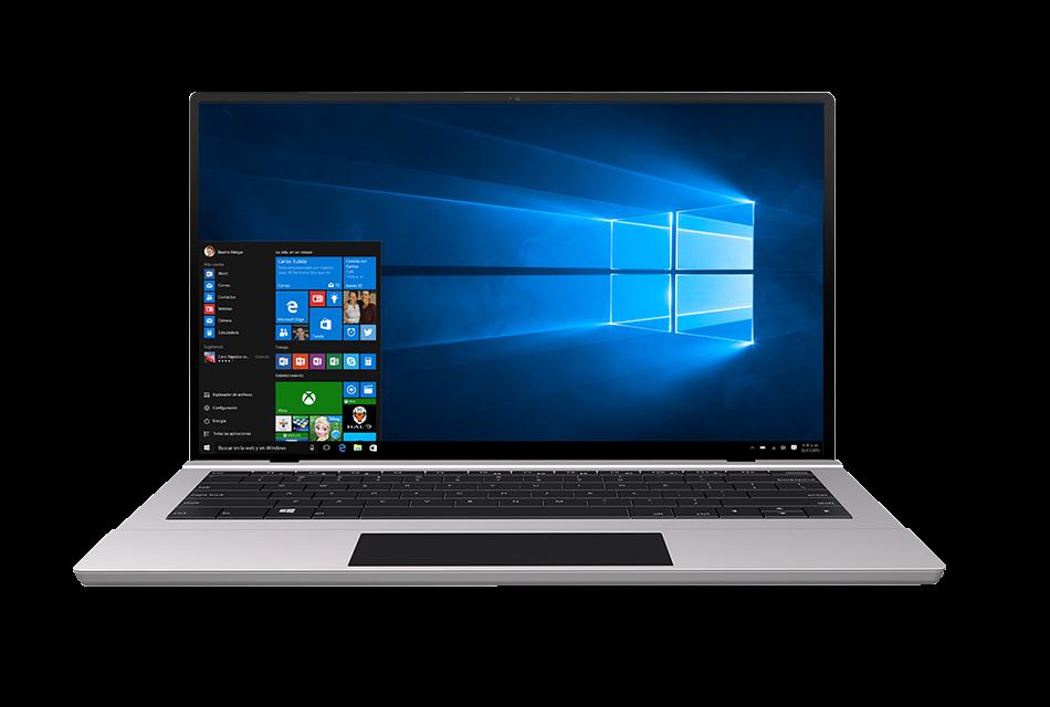 Última versión del Sistema Operativo Windows 10