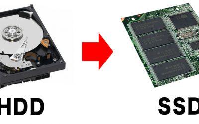 Qué es un disco duro SSD y qué ventajas tiene respecto el disco duro HDD