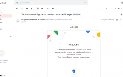 Guía paso a paso de cómo crear una cuenta de Gmail gratis, el correo electrónico de Google