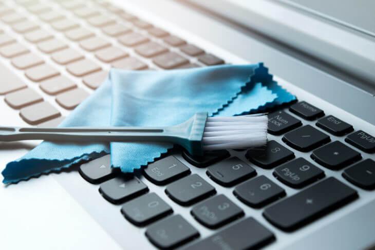 Como limpiar el ordenador si no enciende