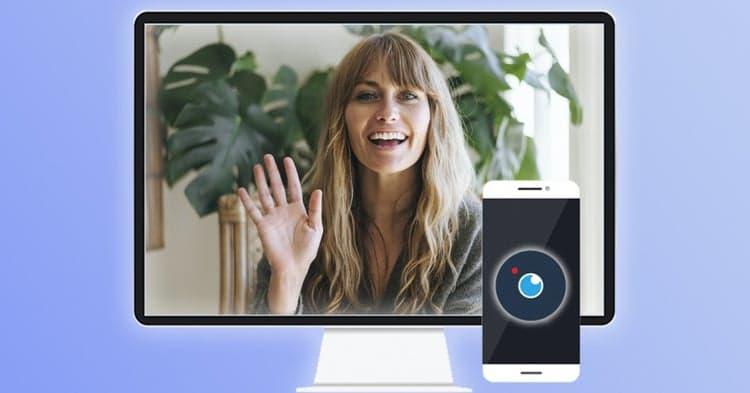 Cómo usar el teléfono móvil como alternativa a la webcam
