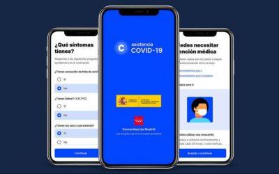 La aplicación móvil de rastreo para el COVID-19