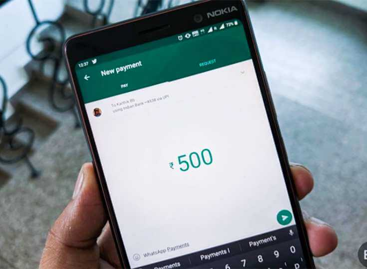 Cómo pagar por whatsapp web
