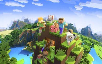 Minecraft ya es compatible con la PlayStation VR y pasa a ser súper realista