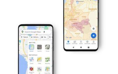 Google Maps añade una función que te indica la densidad de casos de Covid-19 por zonas