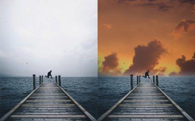 Pronto se podrá cambiar el cielo de nuestras fotos con el Photoshop