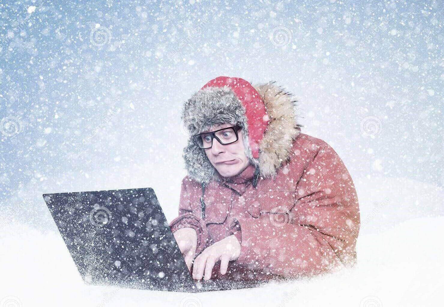 Cómo afecta el frío en nuestros ordenadores
