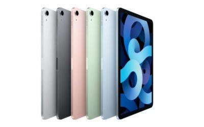 El nuevo iPad Air 4 de Apple ya ha llegado al mercado