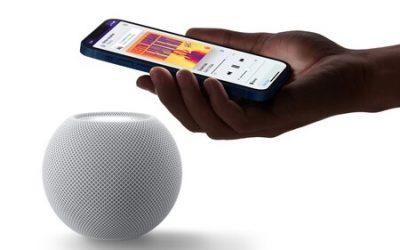 HomePod mini, el nuevo producto de Apple que arrasa en el mercado