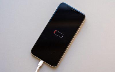 ¿Cómo aumentar la duración de batería de tu teléfono móvil?
