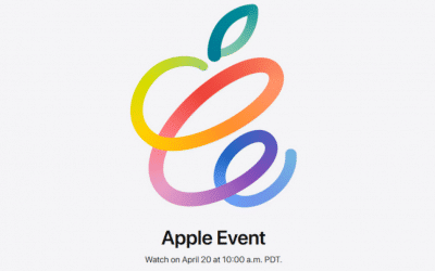 EVENT APPLE 2021